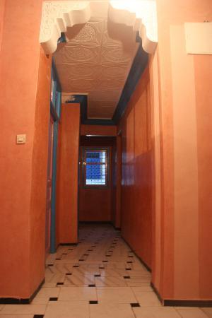 Hotel al-Maghrib al-Jadid: unforgettable pink