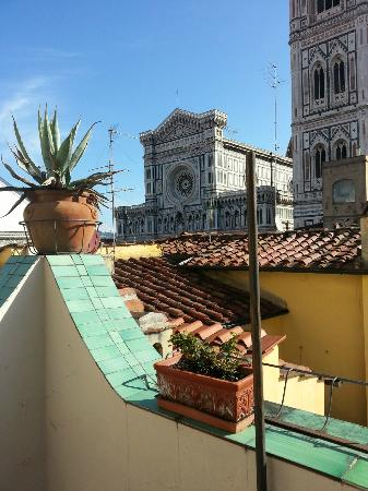 Residenza Giotto: Terrace View