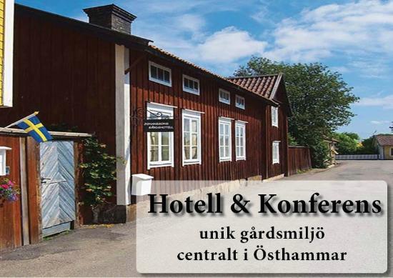 Johanssons Gardshotell i Roslagen