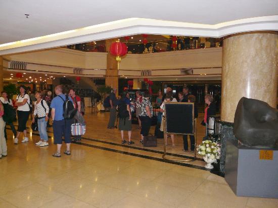 Guilin Park Hotel: Lobby