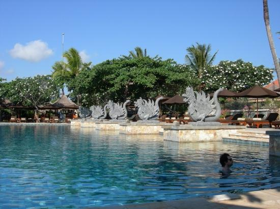 AYANA Resort and Spa: main top pool