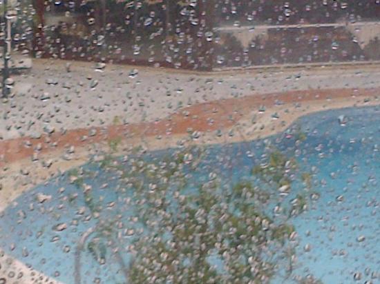 Almina, Apartments: rainy december
