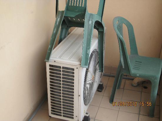 Opey de Place Hotel: Air Con