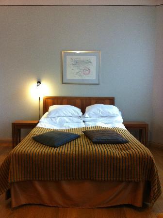 Solo Sokos Hotel Aleksanteri: bed