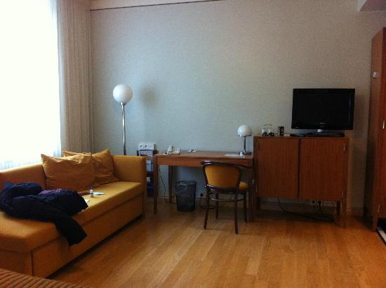 Solo Sokos Hotel Aleksanteri: room layout