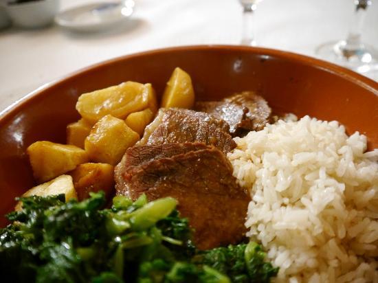 O Cabritino: 仔牛の料理