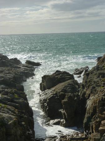 Ibis Quiberon Thalassa : LA COTE SAUVAGE