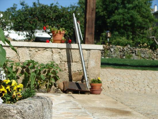 Carya Tallaya - Casas de Campo: jardim e piscina