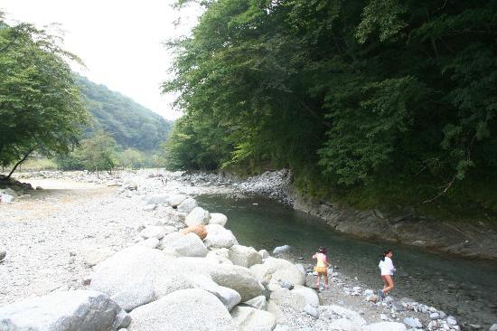 Wellcamp Nishitanzawa: 川原