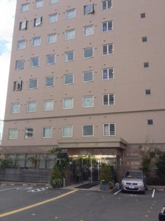 Hotel Toyo Inn Kariya: front view