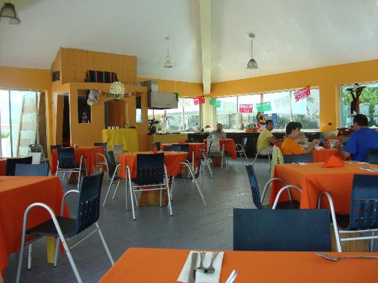 Solymar Beach & Resort: restaurant