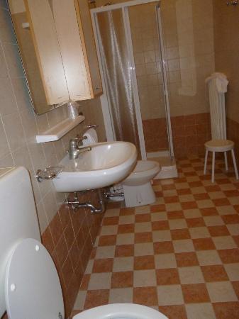 Casa Sant'Andrea: il bagno