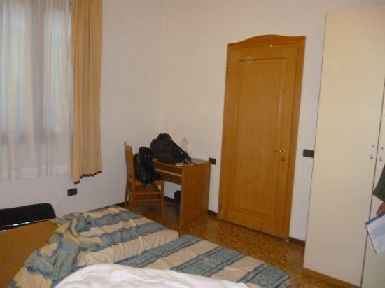 Casa Sant'Andrea: parte della camera