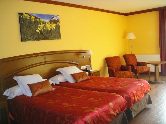 Hotel Parador Canaro: CHAMBRE