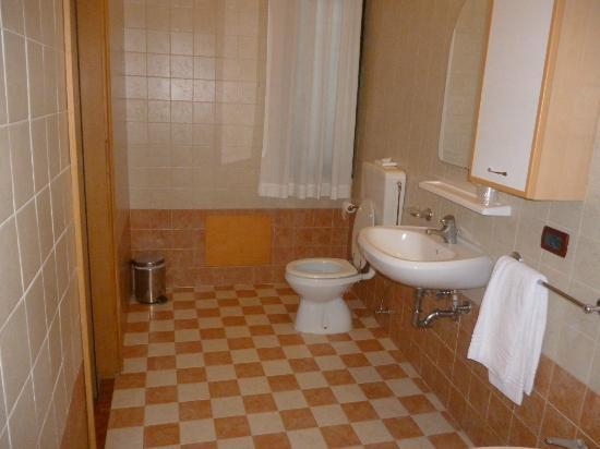 Casa Sant'Andrea: bagno