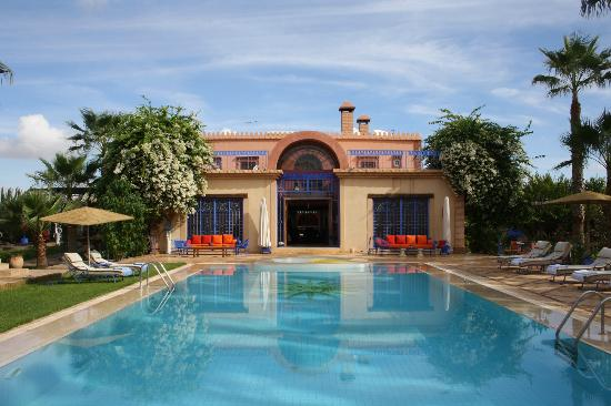 Casa Taos: beautiful pool