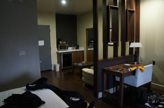 BLVD Hotel & Spa : chambre