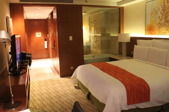Manila Marriott Hotel: deluxe