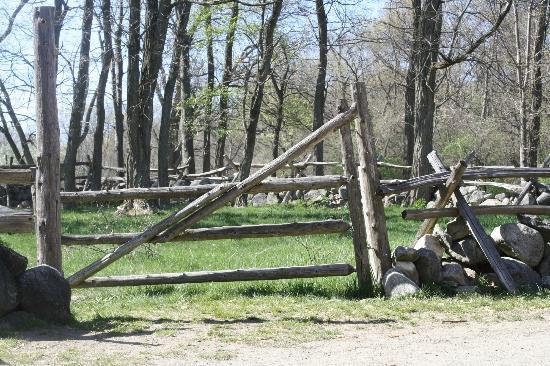 Battle Road Trail: Battle Rd.