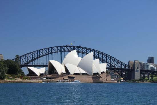 Casa de la Ópera de Sídney: Bridge and Opera House