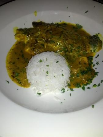 The Trigony: Thai flavoured seabass