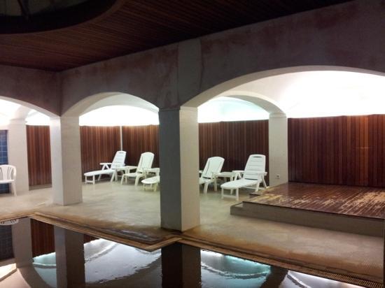 Baeren Hotel: Wellnessbereich