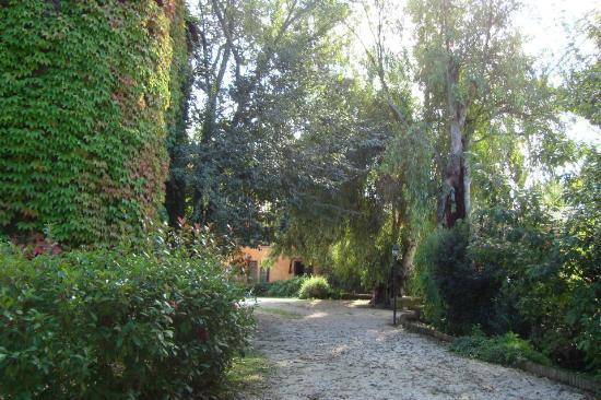 Casali Santa Brigida: Esterni