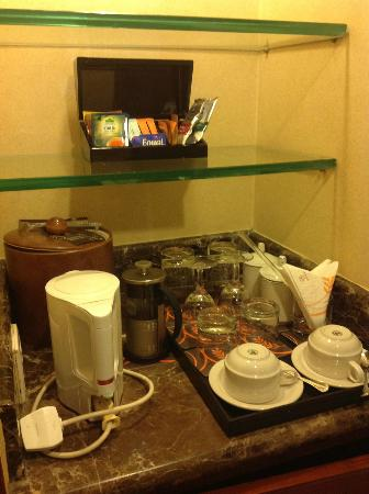 The Great Wall Hotel: Coffe bar