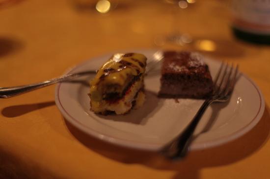 Ristorante Ferretti: dessert