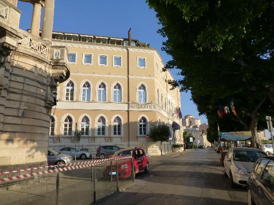 Grand hotel ortigia foto di grand hotel ortigia for Ortigia siracusa hotel