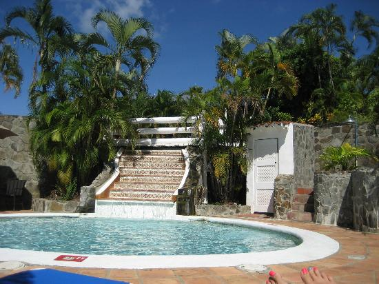 Windjammer Landing Villa Beach Resort: Spa