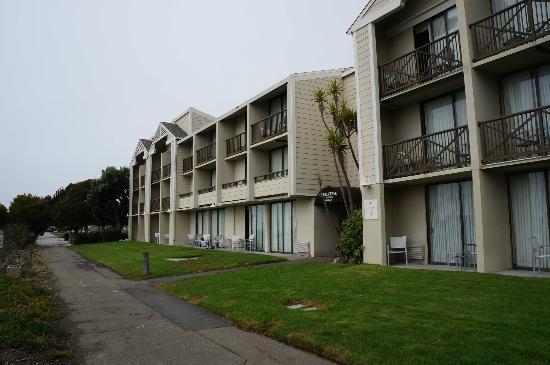 DoubleTree by Hilton Berkeley Marina: hôtel