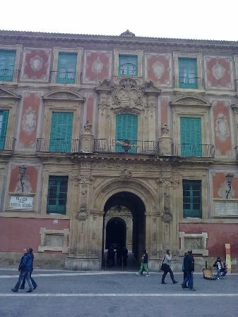 ‪Episcopal Palace of Murcia‬