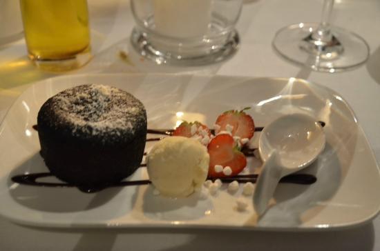 Le Homard Rouge: Dessert