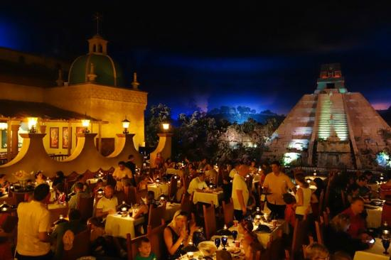 San Angel Restaurant Epcot