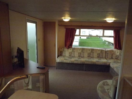 Romney Sands Holiday Park - Park Resorts: Our caravan