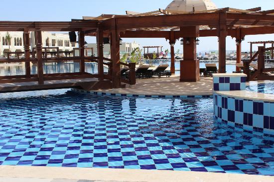 pool photo de sunrise grand select arabian beach resort sharm el sheikh tripadvisor. Black Bedroom Furniture Sets. Home Design Ideas