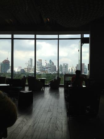 SO Sofitel Bangkok: Red Oven
