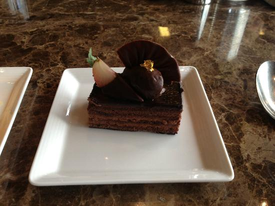 SO Sofitel Bangkok: One of the deserts on offer