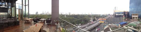 SO Sofitel Bangkok: View
