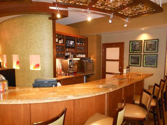 Hyatt Place Tampa Airport/Westshore: lobby