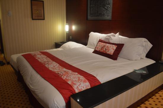 Hotel Borobudur Jakarta: Bed