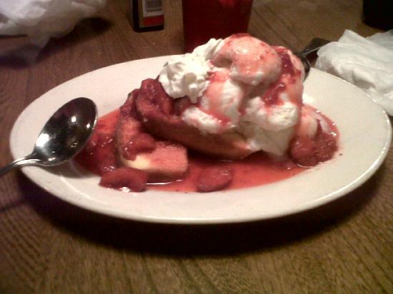 Pappas Ranch: Strawberry Shortcake