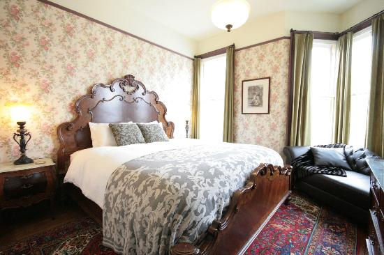 Monte Cristo Bed and Breakfast: Maximilian