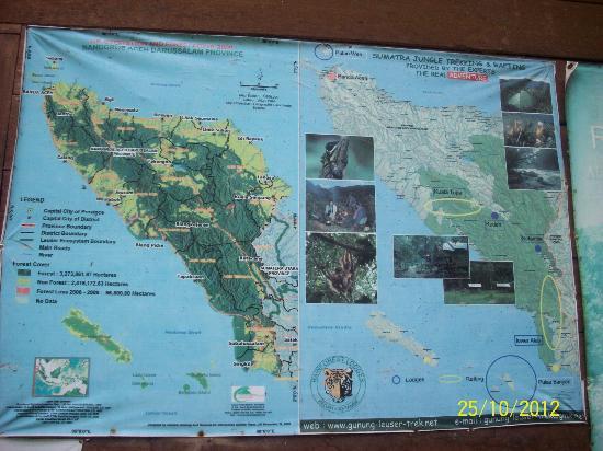 Wisma Cinta Alam: map