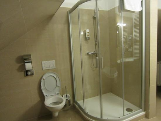 1.Republic: shower room