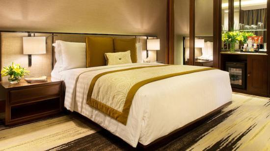 Gran Melia Jakarta: Normal AGran Melia Jakarta Deluxe Suite Room