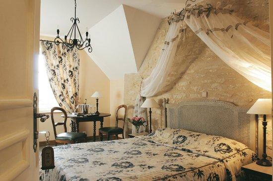 Montagny-les-Beaune, فرنسا: Chambre