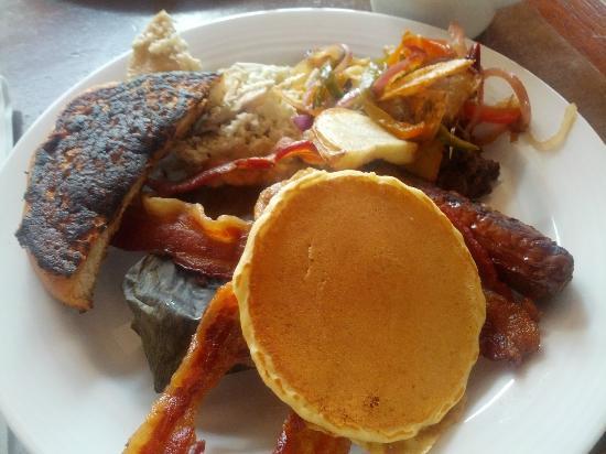 แมร์ริออทท์คาซาแมคญา กังกุน รีสอร์ท: Breakfast Buffet