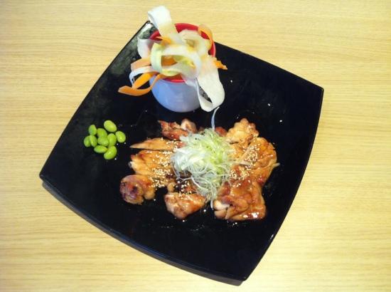 Goto Japanese Restaurant: teriyaki chicken